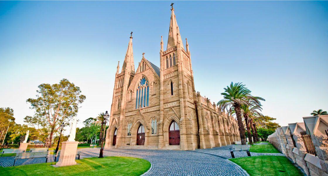 St Josephs Cathedral, Rockhampton